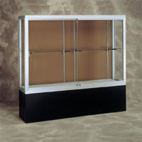 Challenger 1300 Series Aluminum Frame Display Case