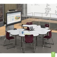 Cloud 9 Configurable Student Desks