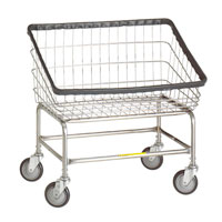 Large Capacity Front Load Laundry Cart