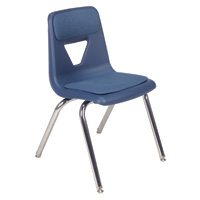 2000 Series Padded Stacking Chair