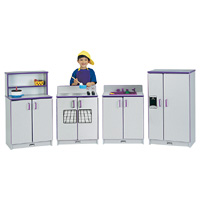 Rainbow Accents™ Kitchen Sets