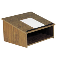 Table Top Lectern - NON SOUND