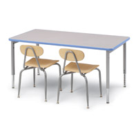Planner Reading Tables