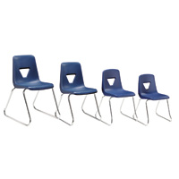 2000 Series Sled-Based Classroom Chair