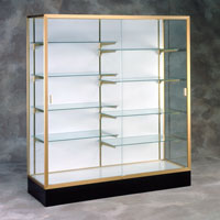 Colossus Series Aluminum Frame Display Case