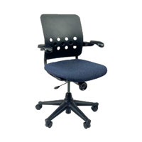 Ph.D.® Executive Series Mobile Padded Chair