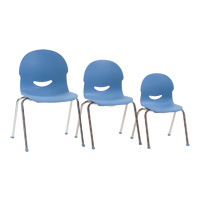 I.Q.® Series Stacking Chair