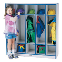 Rainbow Accents™ Coat Locker