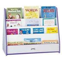 Rainbow Accents™ Pick-a-Book Stand - 2 Sided