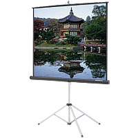 Da-Lite Picture King Tripod Projection Screen