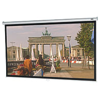 Da-Lite Model B Manual Projection Screen