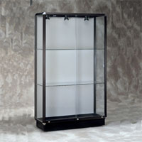 Prominence Series Aluminum Frame Display Case