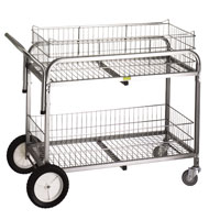 Large Capacity Utility Cart