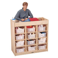 12 Tub Changing Table with Pad