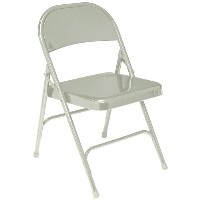50 Series Standard Steel Folding Chair