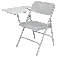 5200 Series Premium Tablet Arm Steel Folding Chair