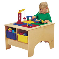 KYDZ Building Table