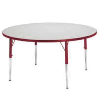 KYDZ Activity Table with Rainbow Accents™
