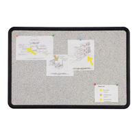 Quartet® Contour® Granite Bulletin Boards