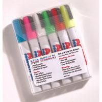 Neon Wet Erase Markers