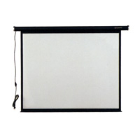 Quartet® Electric Projection Screen
