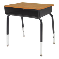 785 Series Plastic Book Box Student Desk
