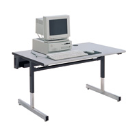 Future Access® Rectangular Computer Workstations