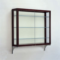 Heirloom Series Wall-Mounted Display Cases