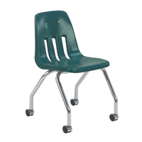 9000 Classic Series™ 4-Leg Mobile Chair