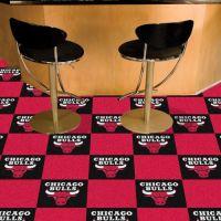 NBA Team Carpet Tiles