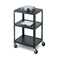 A2642 Adjustable Projector Carts