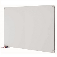 Pure White Magnetic Glass Whiteboard