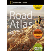 Adventure Edition Road Atlas