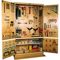 All Purpose Tool Storage Cabinet