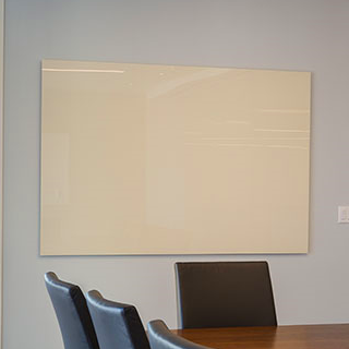 'The Span' Glass Whiteboard