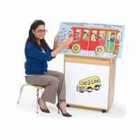 Value Line Big Book Easel