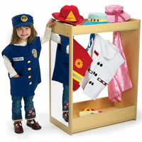 Value Line Dress-Up Cart