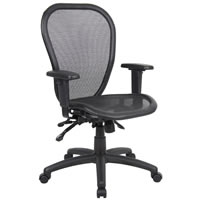 Mesh Multi-Function Task Chair