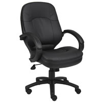 LeatherPlus Executive Chair