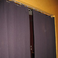 Custom Blackout Curtains