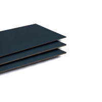 Unframed Magnetic Chalkboard Sheet Material