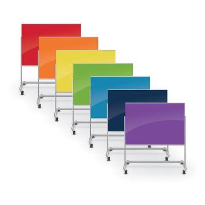 Visionary Move Colors Glassboard