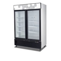 Competitor Series Hinged Glass Door Freezers