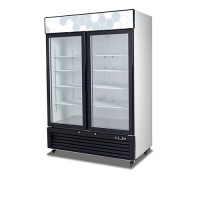 Competitor Series Hinged Glass Door Refrigerators