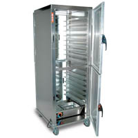 Insulated Pass Thru Hot Stor Cabinet