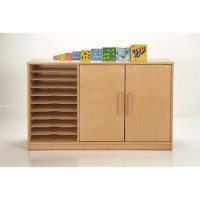 Whitney Plus Art Paper Cabinet
