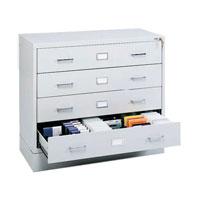 Computer Multimedia and AV Microform Cabinets