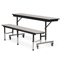 Convertible Bench Table and Ganging Kit