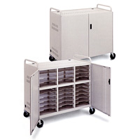 Advance Laptop Storage Cart