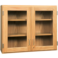 Safety Glass Door Storage Cabinets